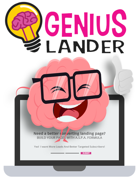GENIUS LANDER SOFTWARE